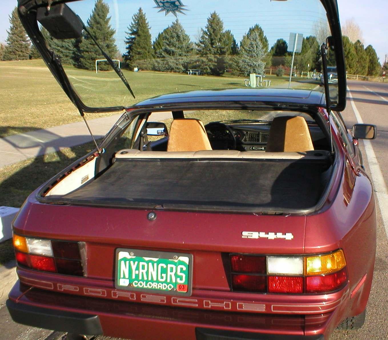 1985 5 Porsche 944 For Sale